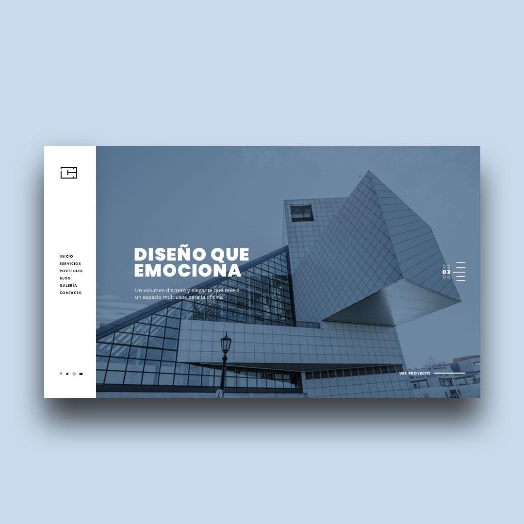 diseñador de páginas web wordpress freelance ecuador Franklin Sandoval portfolio 5