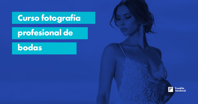 Lee más sobre el artículo Curso fotografía profesional de bodas